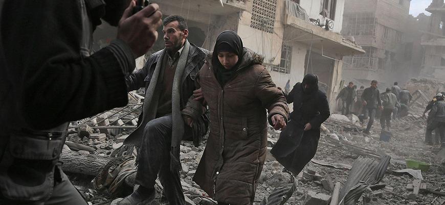 Tamamen kuşatılan Harasta bölgesinden haber akışı kesildi, katliamdan korkuluyor