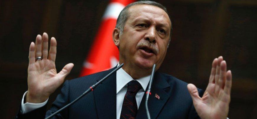 'Afrin'e girdik giriyoruz'