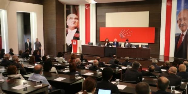 AKP'den CHP bildirisi hakkında suç duyurusu