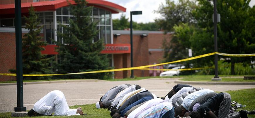 ABD'de cami bombalayan 4 kişiye tutuklama kararı