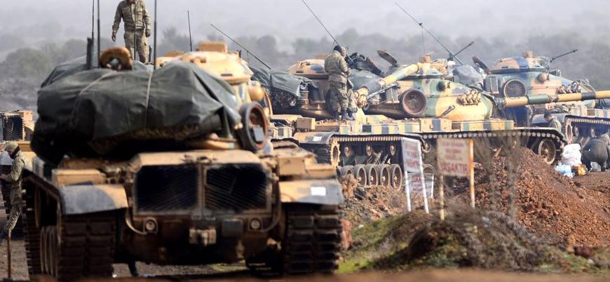 Zeytin Dalı Harekatı | Afrin'de toplam 3444 PYD'li etkisiz hale getirildi