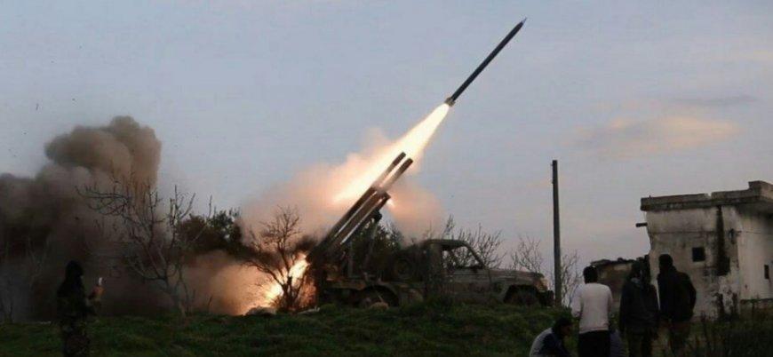 Suriyeli muhalifler Hama'da operasyon başlattı