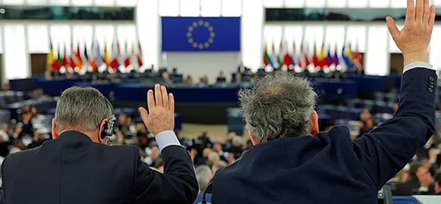 Avrupa Parlamentosu'nda Afrin operasyonu tasarısı
