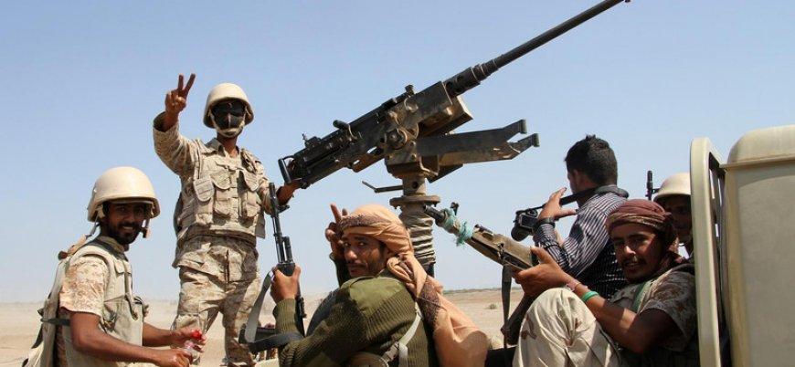 Suudi Arabistan destekli Yemen ordusu başkent Sana'ya yaklaştı