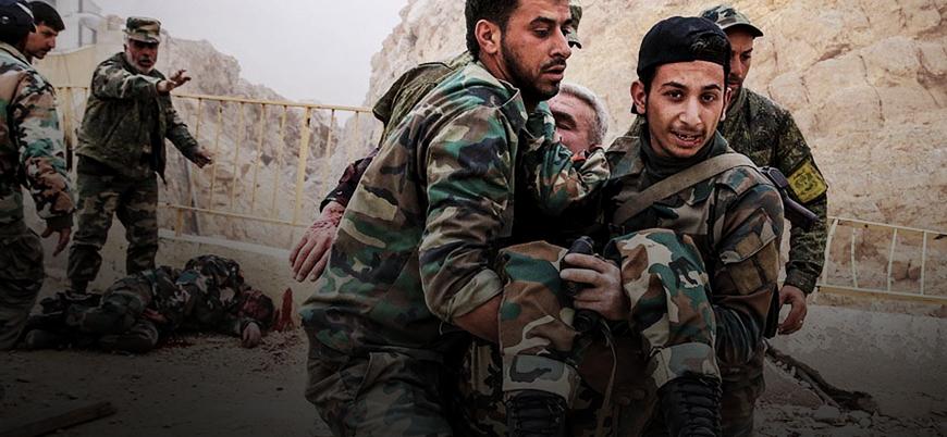 Esed rejiminin Suveyde valisi IŞİD'le olan savaşta rakamları açıkladı