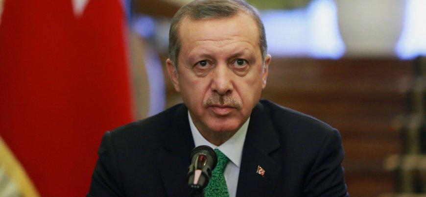 Erdoğan'dan AP'ye 'Afrin' cevabı: İşimiz bitmedikçe oradan çıkmayacağız