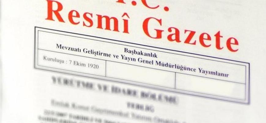 Seçim ittifakı kanunu Resmi Gazete'de yayımlandı