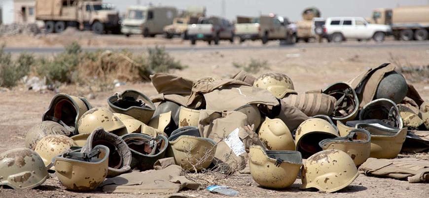 IŞİD bu kez Anbar'da saldırdı: 7 asker öldürüldü