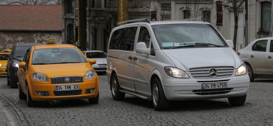 Taksiciden Uber şoförüne tehdit: Seni vursam haksız mıyım?