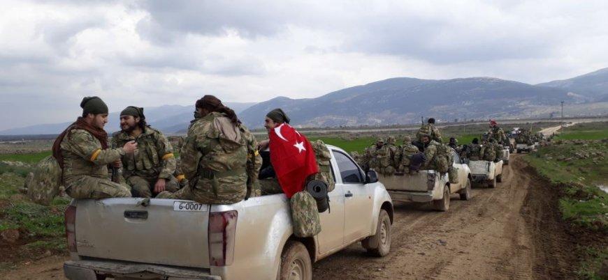 Türkiye'den AP'ye Afrin tepkisi: Kabul etmemiz mümkün değil