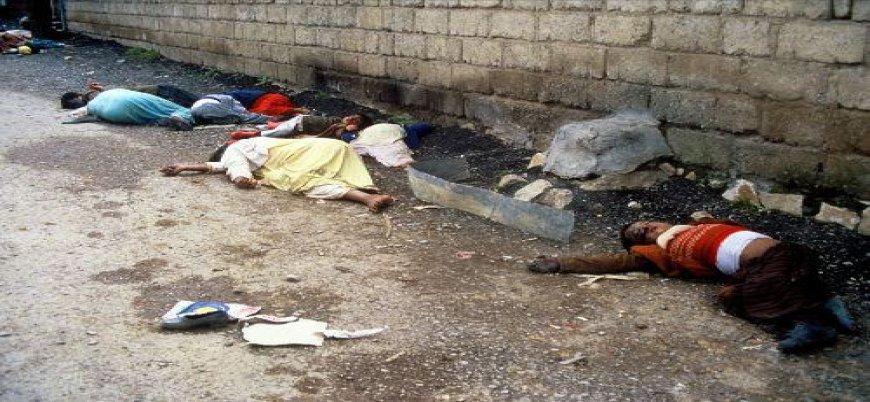 """""""Elma kokusuyla gelen katliam"""": Halepçe Katliamı'nın 33'üncü yılı"""