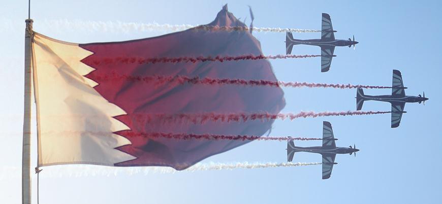 Katar, BAE'yi hava sahası ihlali suçlamasıyla BM'ye şikayet etti