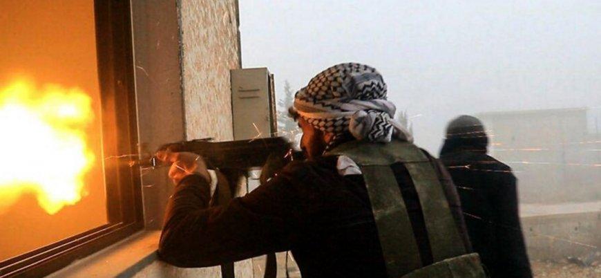 Muhalifler Guta'da 24 saatte en az 100 rejim milisini öldürdü