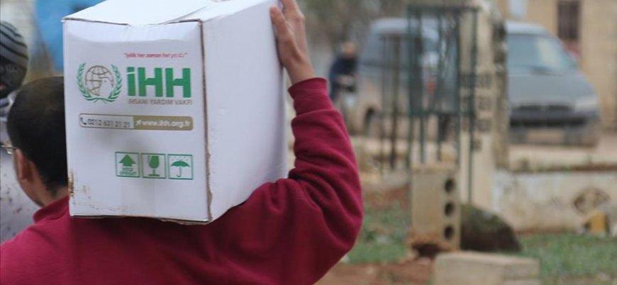 İHH Suriye iç savaşındaki faaliyetlerini raporlaştırdı