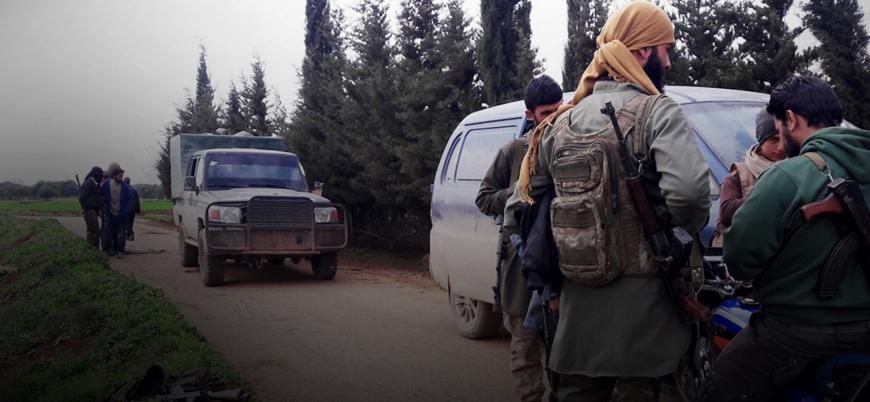 Suriye'de çatışan muhalif gruplar arasında ateşkes anlaşması