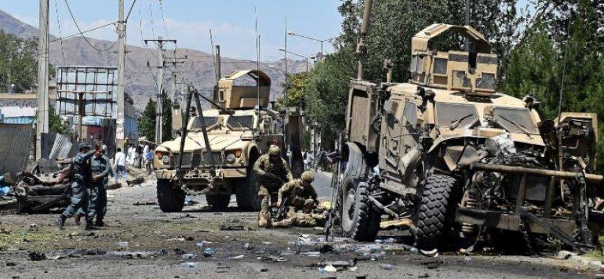 Afganistan'da ABD konvoyuna bombalı saldırı