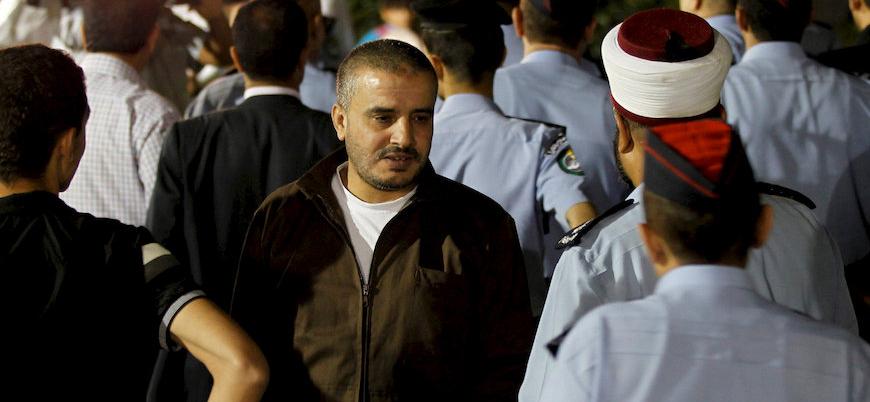 Yedi İsrail vatandaşını öldüren Ürdün askeri hapisten çıktı, tehdit ediliyor