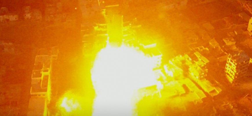 HTŞ'den Doğu Guta'da bombalı araç ve sızma saldırısı: En az 50 ölü