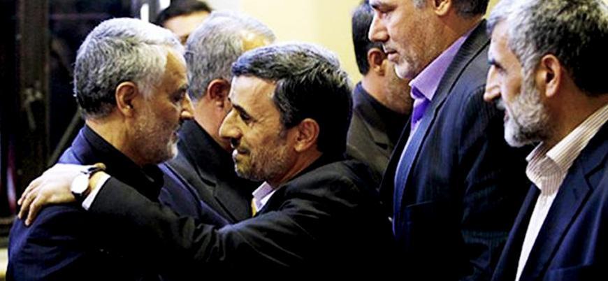 'Kirli çamaşırlar' ortaya saçılacak: Ahmedinejad'dan Süleymani'ye tehdit
