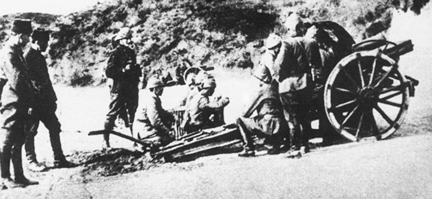 İlklerin savaşı Çanakkale