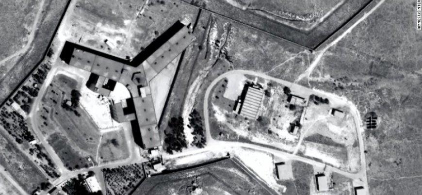 Rejimin 'işkence merkezi' Saydnaya'daki cesetler uydudan görüntülendi