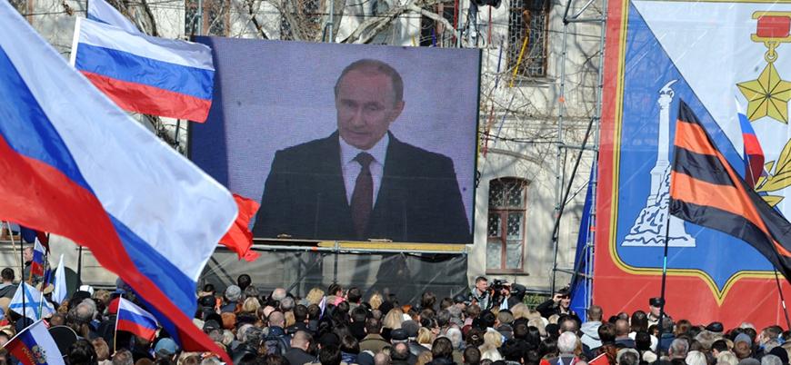 Putin Kırım'da yüzde 92'den fazla oy aldı