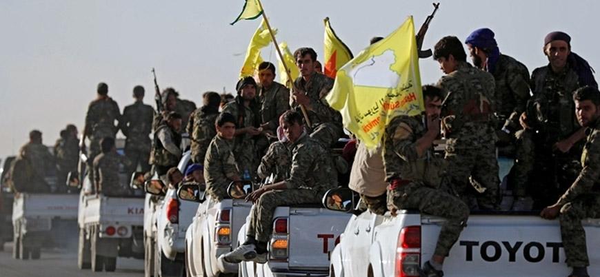 'BAE Türkiye'yi sıkıştırmak için Suriye'de Kürtleri silahlandırıyor'