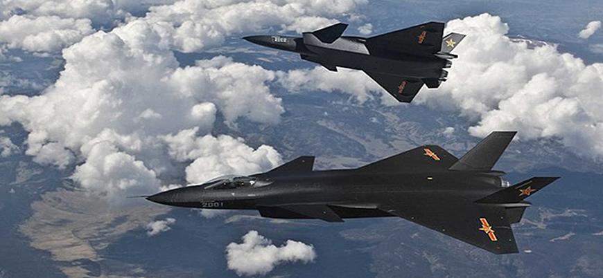 Günden güne gelişen Çin hava kuvvetleri ABD ile rekabet arayışında