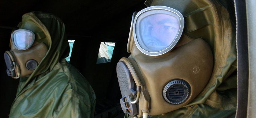 """""""Rusya 10 senedir sinir gazı stoğu yapıyor"""""""