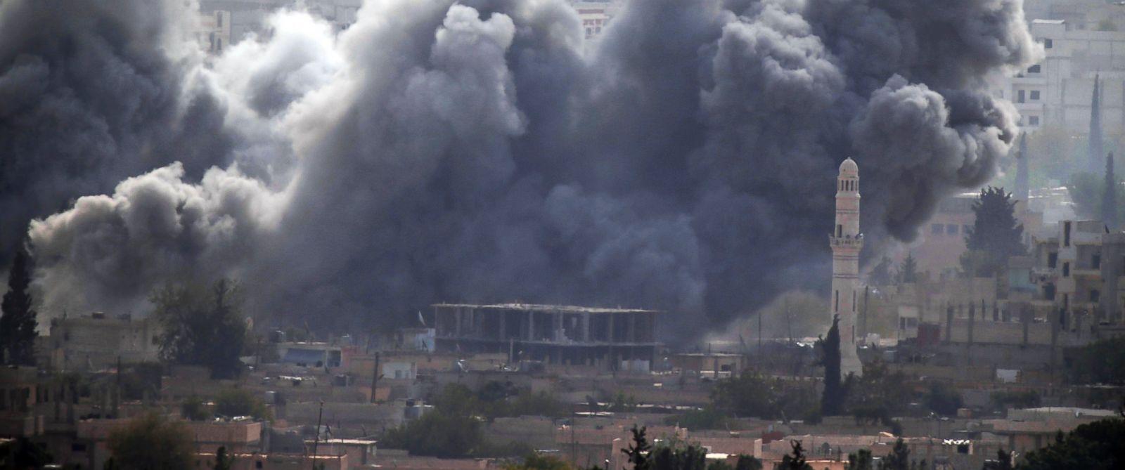 ABD, Irak ve Suriye'de 119 sivili vurdu