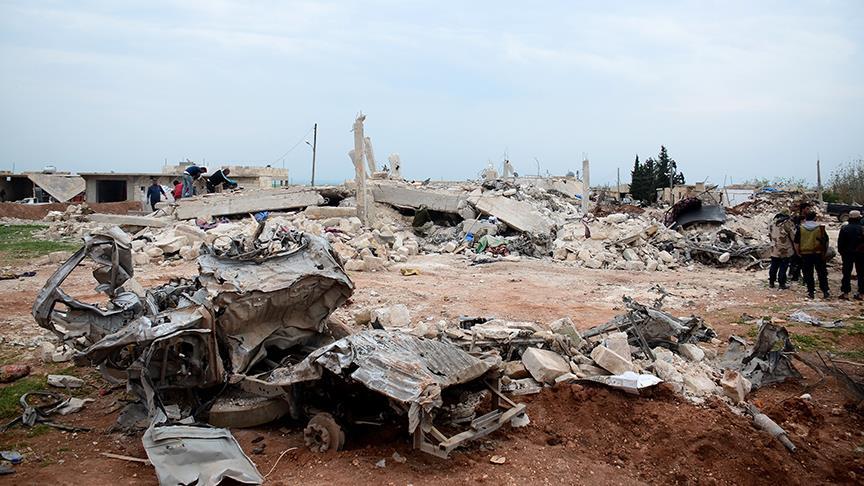 Üst düzey YPG komutanına suikast
