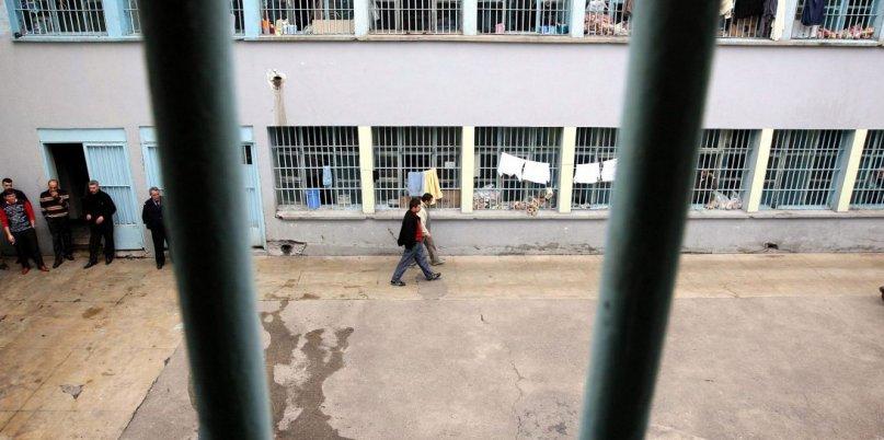 Avrupa'da cezaevleri en çok dolan ülke Türkiye