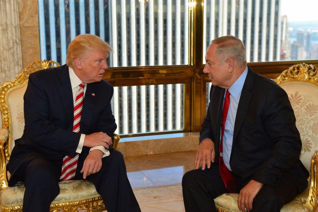 Netanyahu: Trump, İsrail'in gerçek dostudur