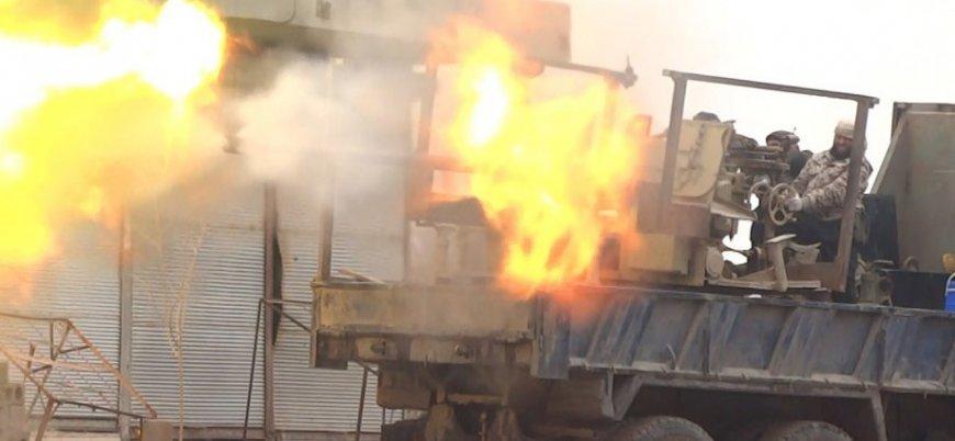 IŞİD Suriye'nin doğusunda ilerleyişini sürdürüyor