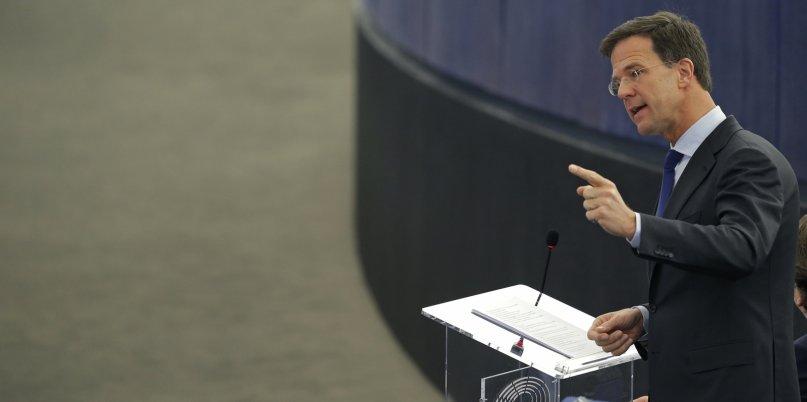 Hollanda Başbakanı: Türkiye'yi kınamak istedik ama kınayamadık