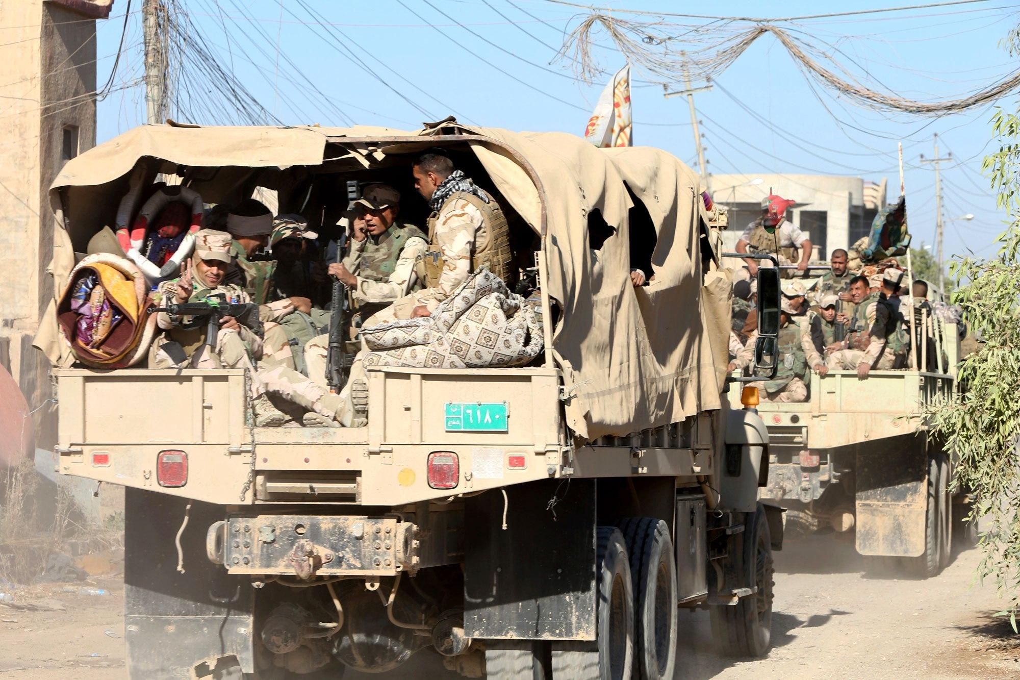 Musul'da 'dünyanın en zor şehir savaşı'