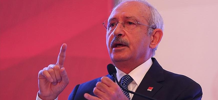 CHP'den 12 maddelik 'seçim bildirgesi'