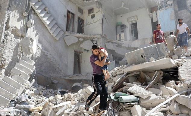 BM: Halep'te 250 bin sivil açlıktan ölebilir