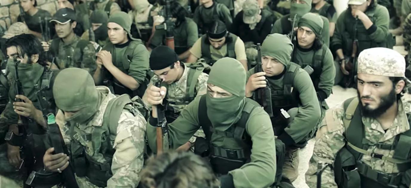 Şam'ın Fethi Cephesi ve Batı'nın ateşkes stratejisi