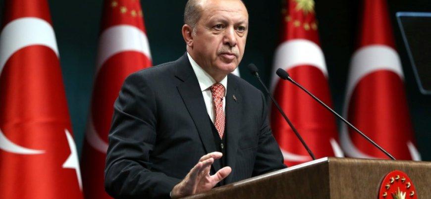 Erdoğan: Afrin'de yağma yapanlara müdahale edildi