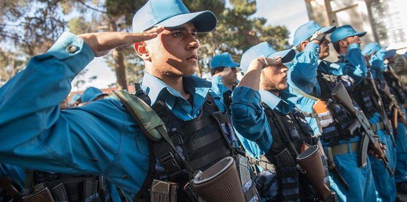 Afrin'de bin kişilik yerel polis gücü eğitilecek
