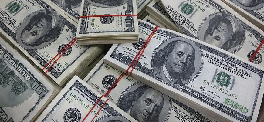 Dolar rekoru gördü: 4 lira