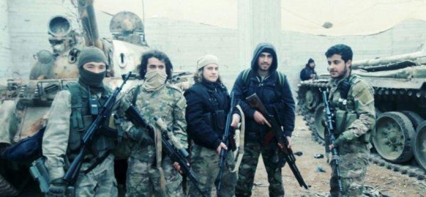 ABD, Özbek cihat grubunu 'terör' listesine aldı