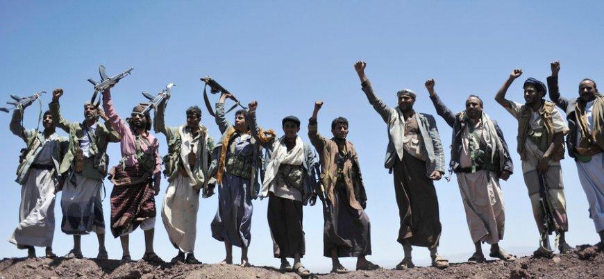 Suudi Arabistan'a balistik füze saldırısı