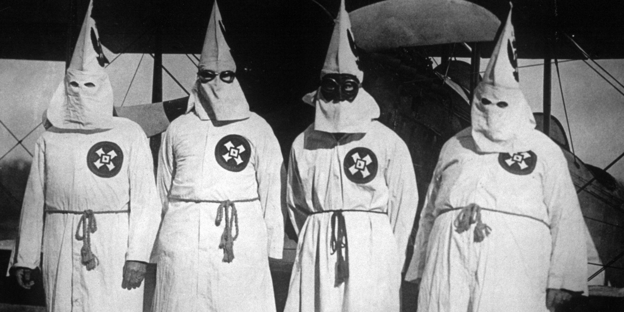 Ku Klux Klan, Trump için 'zafer yürüyüşü' yapacak