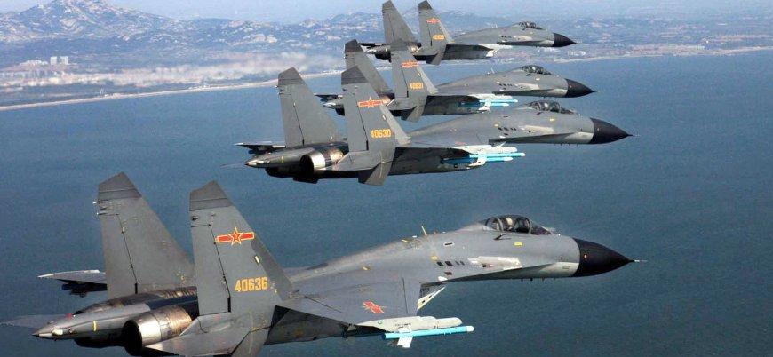 Çin, Pasifik'te büyük askeri tatbikata hazırlanıyor