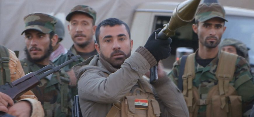 PKK'nın çekildiği Sincar'a Bağdat hükümeti birlikleri konuşlandı