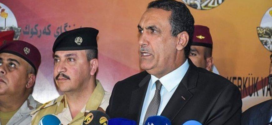 Kerkük valisi: IŞİD yeniden dirildi