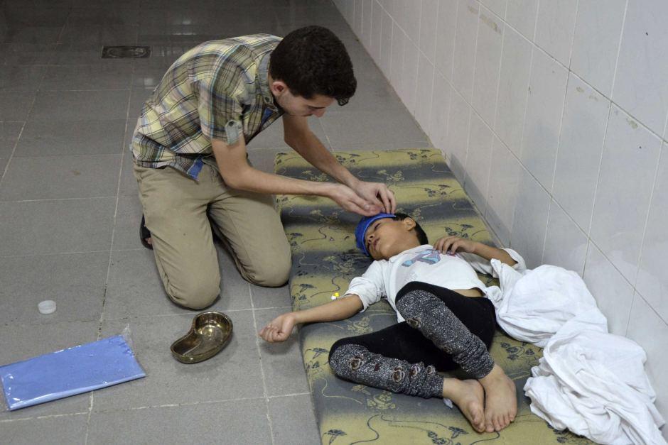 Kimyasal Silahların Yasaklanması Örgütü, Esed rejimini ilk kez kınadı