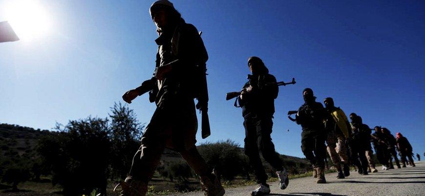 Afrin'de yağmacı gruplara operasyon: 'Emri Batı'dan aldılar'